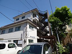 マンション吉川[4階]の外観