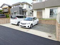 車3台駐車可能...