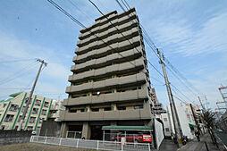 天神アコールマンション[9階]の外観