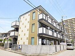 兵庫県加古川市野口町野口の賃貸アパートの外観
