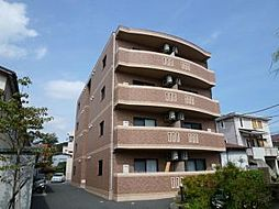静岡県三島市大宮町1丁目の賃貸マンションの外観