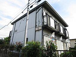 千葉県千葉市中央区登戸4丁目の賃貸アパートの外観