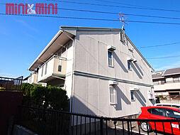 タウンハウス飯倉[102号室]の外観