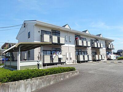外観,3DK,面積52.17m2,賃料4.3万円,つくばエクスプレス みどりの駅 3.4km,,茨城県つくば市観音台