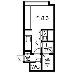 菊水駅 4.7万円