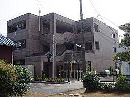 千葉県習志野市実籾3丁目の賃貸マンションの外観