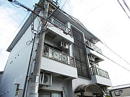 大阪府堺市西区鳳中町8丁の賃貸マンションの外観