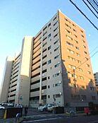 総戸数253戸の大規模マンション。