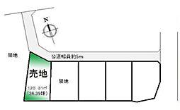現地区画図(全...