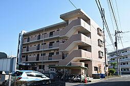 神奈川県小田原市西酒匂2丁目の賃貸マンションの外観