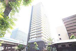 ロイヤルタワー大阪谷町[11階]の外観