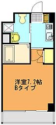 リバティゲート[306号室]の間取り