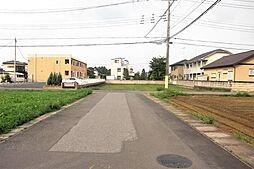 近隣の道路。約...