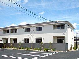 愛知県小牧市大字村中の賃貸アパートの外観
