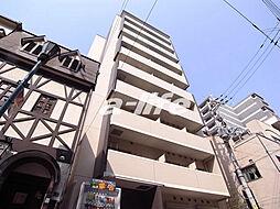 兵庫県神戸市中央区元町通3丁目の賃貸マンションの外観