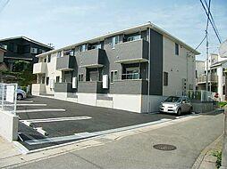 JR東海道本線 大船駅 バス11分 飯島跨線橋下車 徒歩2分の賃貸アパート