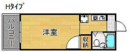 グランドメゾン富士[1階]の間取り