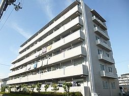大阪府茨木市若園町の賃貸マンションの外観