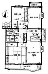 サンコーポ東所沢NO.2