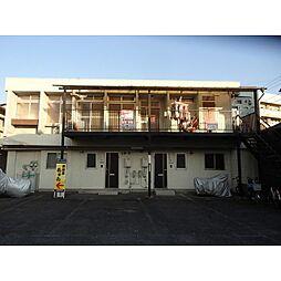 道場北マンション[1階]の外観