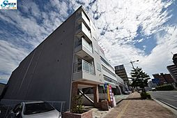 b CASA yokohama Higashi[204号室]の外観