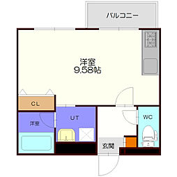 大谷地駅 4.4万円