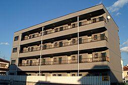 ハピネスカワグチ[4階]の外観