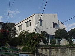 神奈川県横浜市鶴見区東寺尾北台の賃貸マンションの外観