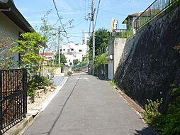 南側 前面道路