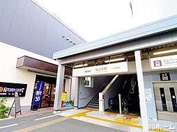 -桜上水駅-本...