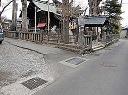 近隣 津島神社
