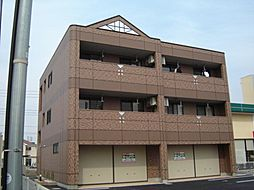 サン・オアシス[2階]の外観