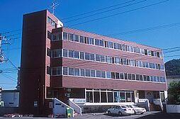 裏参道ハイツ[4階]の外観