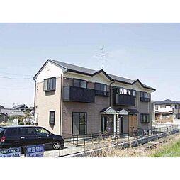 [テラスハウス] 愛知県あま市石作中小路 の賃貸【/】の外観