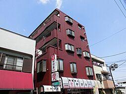 栗山ビルヤマキマンション[403号室]の外観