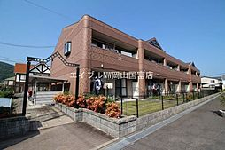 岡山県岡山市東区西大寺松崎丁目なしの賃貸マンションの外観