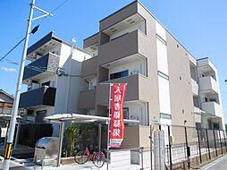 大阪府守口市松下町の賃貸アパートの外観