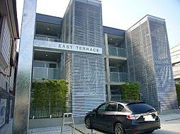 EAST TERRACE[1階]の外観