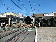 大井町線「尾山台駅」