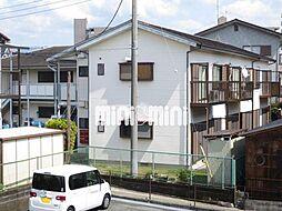 コーポ後藤[2階]の外観