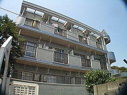 ヴィラオカベ[2階]の外観
