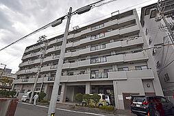 木川東エクセルハイツ[4階]の外観