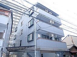 ニューカントリーハイムパート6[4階]の外観