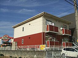 三重県伊勢市御薗町王中島の賃貸アパートの外観
