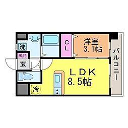 清水町駅 5.6万円