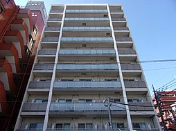 神奈川県大和市中央5丁目の賃貸マンションの外観