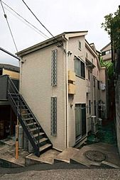 神奈川県川崎市高津区下作延2丁目の賃貸アパートの外観