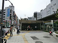 東京地下鉄丸ノ内線荻窪駅