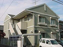 京都府久世郡久御山町佐古内屋敷の賃貸アパートの外観