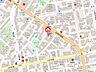 地図,1LDK,面積34.64m2,賃料6.5万円,札幌市営東西線 西28丁目駅 徒歩3分,札幌市営東西線 二十四軒駅 徒歩10分,北海道札幌市中央区北六条西26丁目